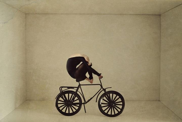 Kylli Sparre - bicycle