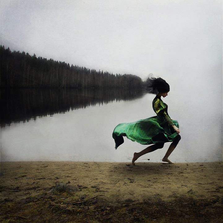 Kylli Sparre - green