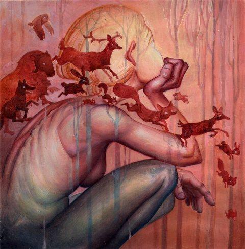 Laura Bifano Paintings 1