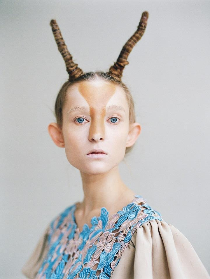 Lesia Paramonova - Monstrology makeup