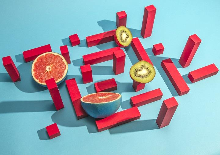 Leta Sobierajski - fruit geometry