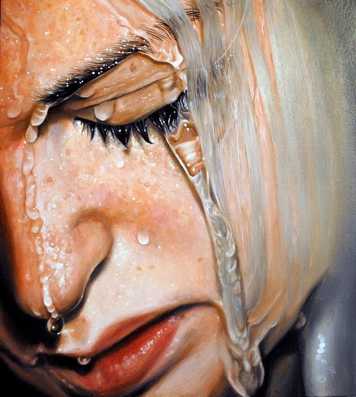 Linnea Strid - face closeup