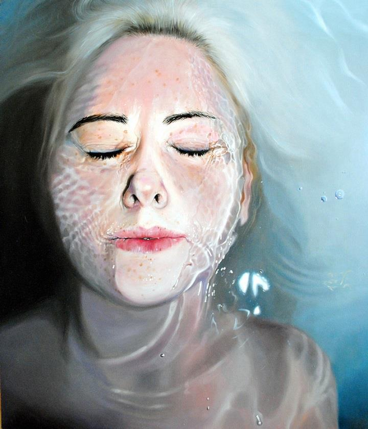 Linnea Strid - water painting