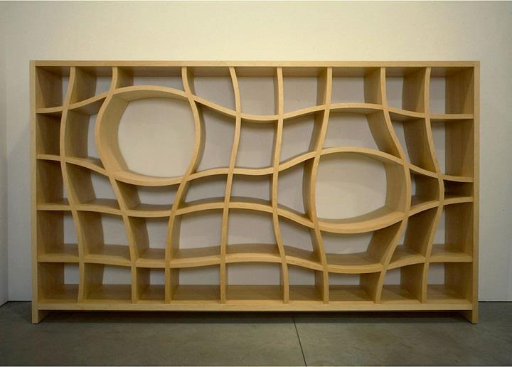 Los Carpinteros - design of shelf