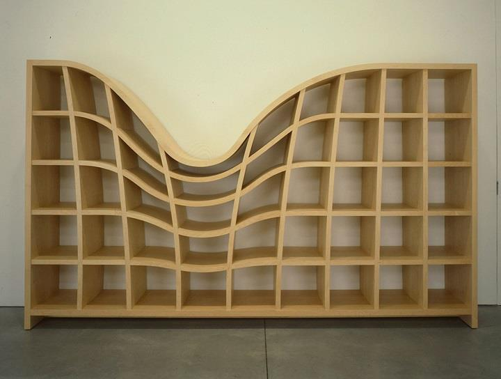 Los Carpinteros - design shelf
