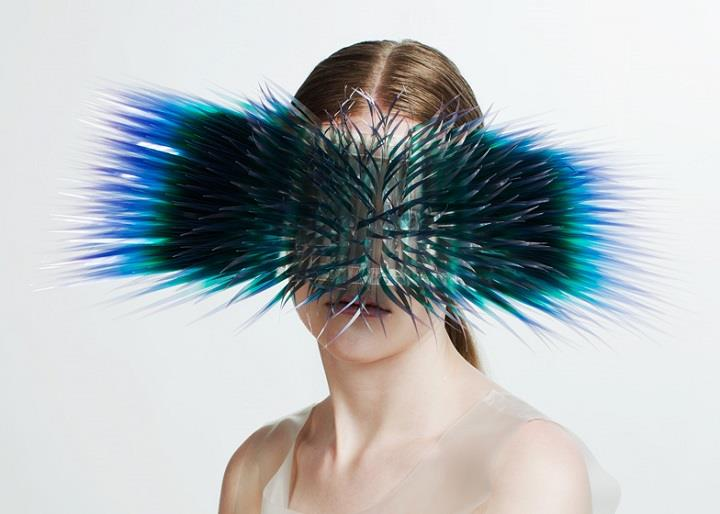 Maiko Takeda - Atmospheric Fashion