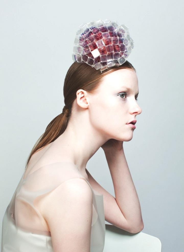 Maiko Takeda - headpiece