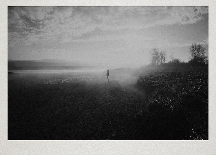 Martin Vlach - foggy photo