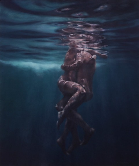 Martine Emdur Underwater Painting 5