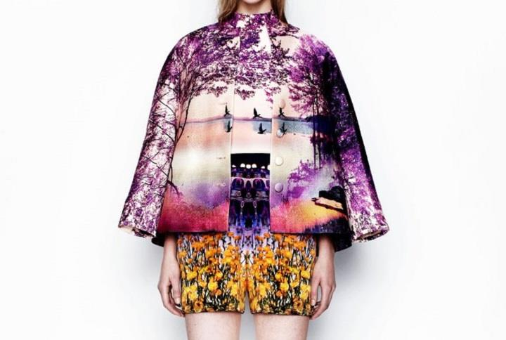 Mary Katrantzou - Fashion Landscapes
