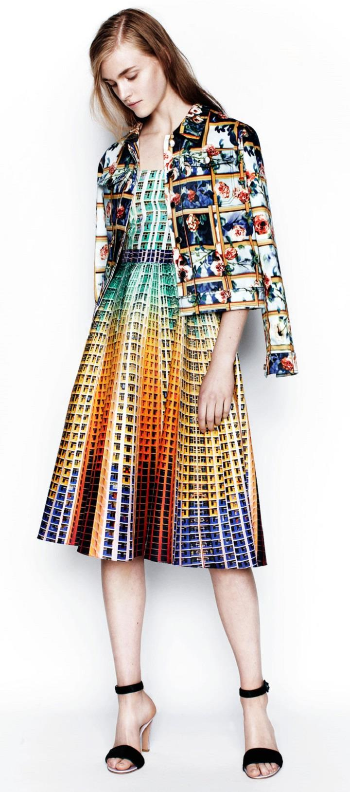 Mary Katrantzou - building