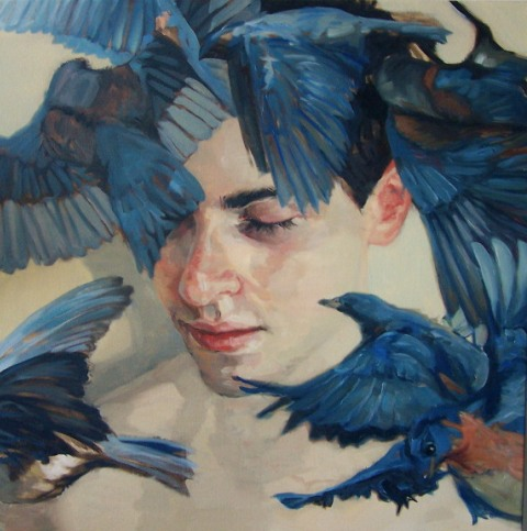 Meghan Howland Painting 1