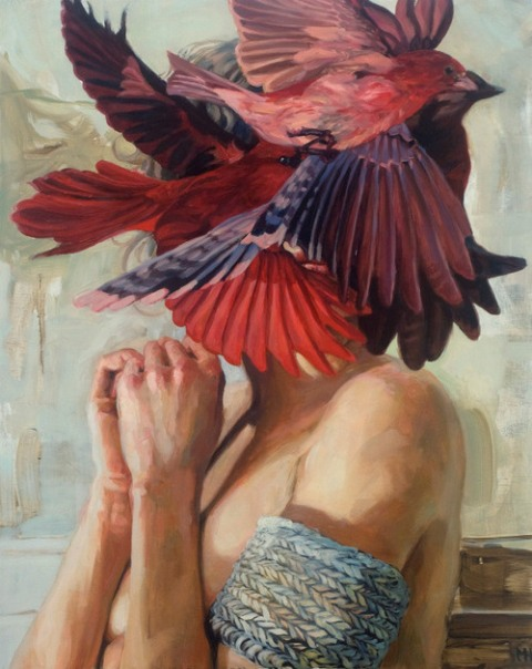 Meghan Howland Painting 2