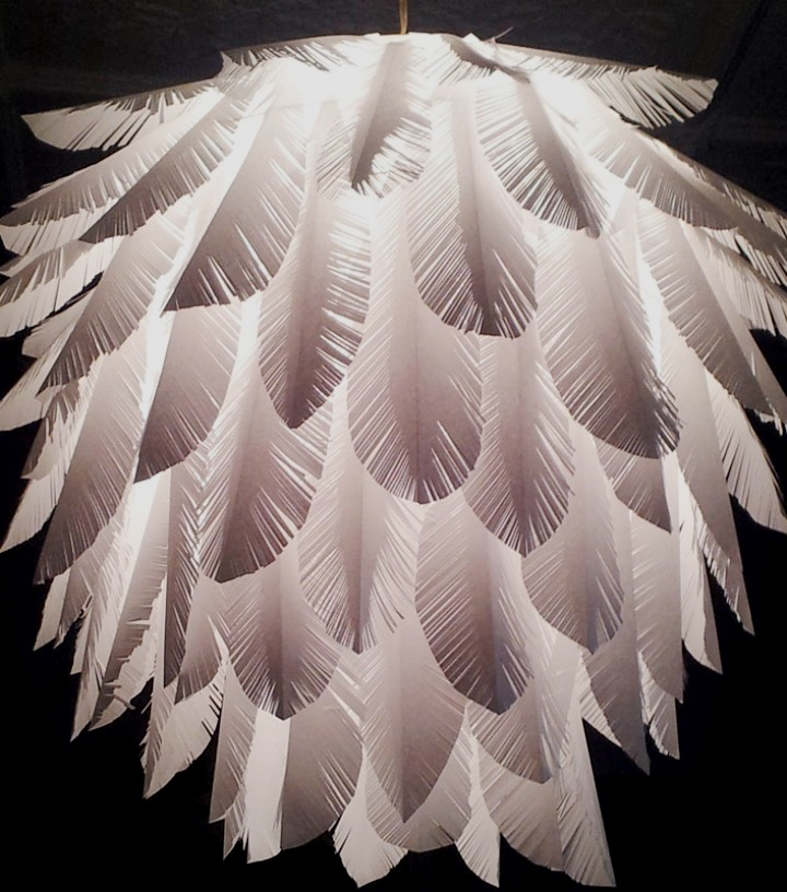Melanie Brophy S Handmade Lights Feather Of Me