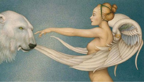 Michael Parkes Art 5