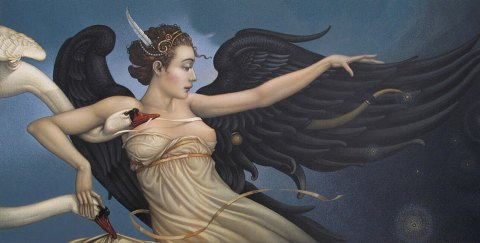 Michael Parkes Art 6
