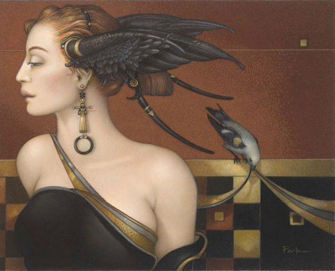 Michael Parkes Art 7