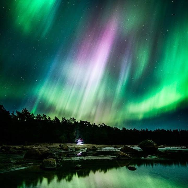 Mikko Lagerstedt aurora