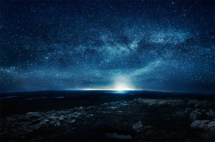 Mikko Lagerstedt - blue nature