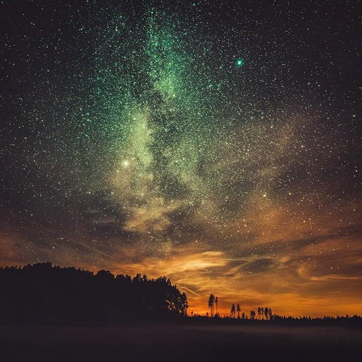 Mikko Lagerstedt night sky