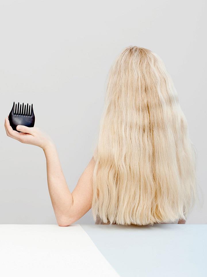 Mirja Pitkaart - comb