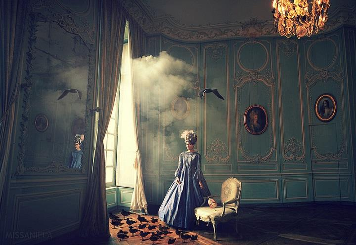 Miss Aniela - cloud
