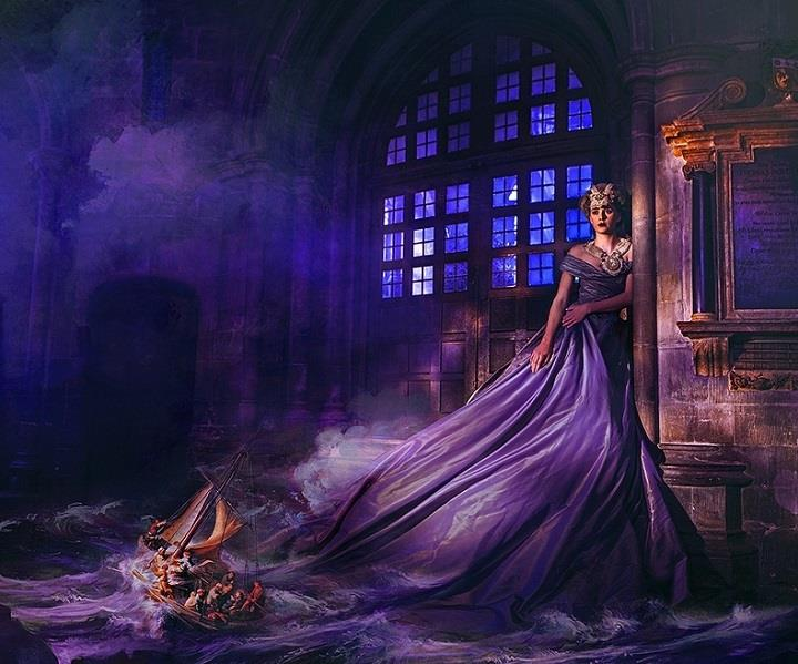 Miss Aniela - mothership