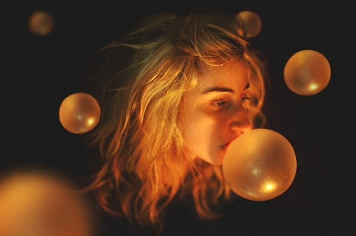 Molly Strohl - bubble pop