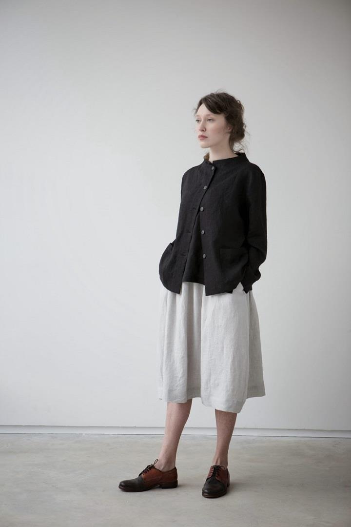 Muku - top and skirt SS14