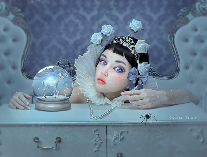 Natalie Shau - dream of winter