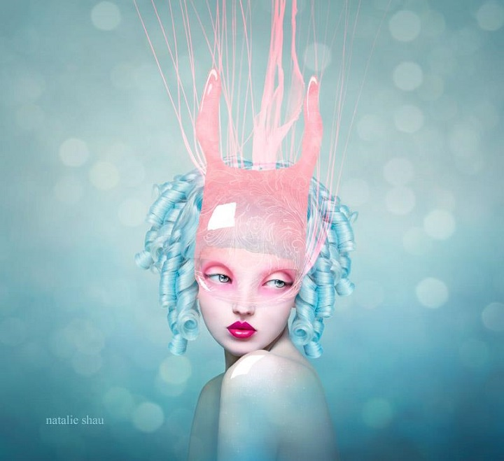 Natalie Shau - ice cream