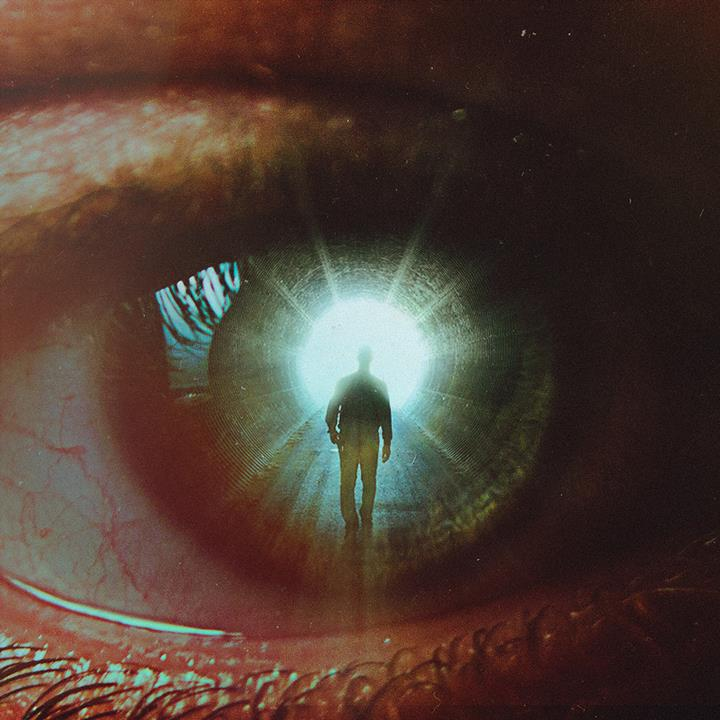 Nevan Doyle man in the eye