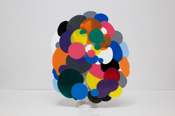 Nick van Woert - colorful dots