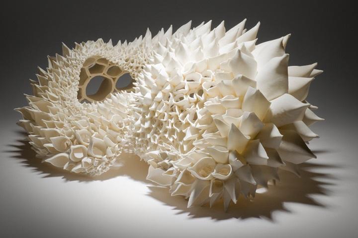 Nuala O'Donovan - a sculptural ceramic