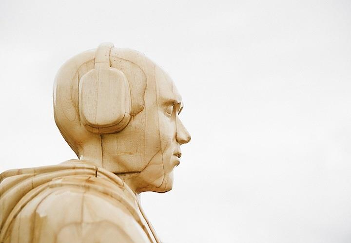Paul Kaptein - headphones