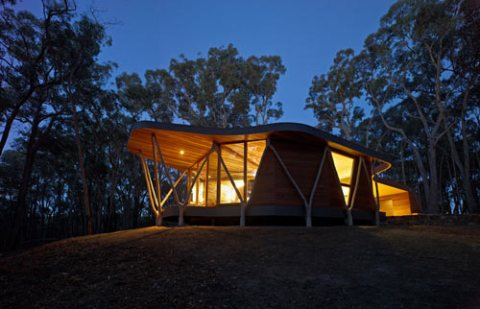 Paul Morgan Architectire - Trunk House 2