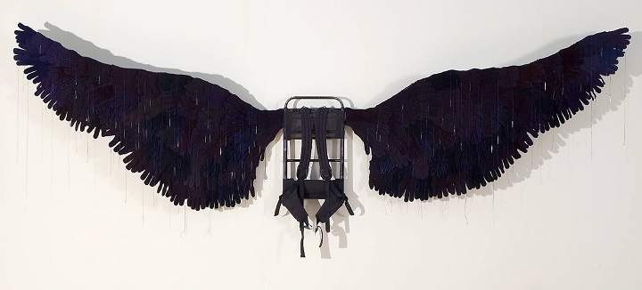 Paul Villinski - glove wings