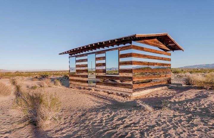 Phillip K. Smith III - lucid stead installation