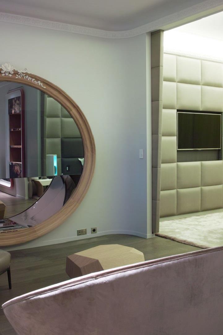 Ramy Fischler - living room