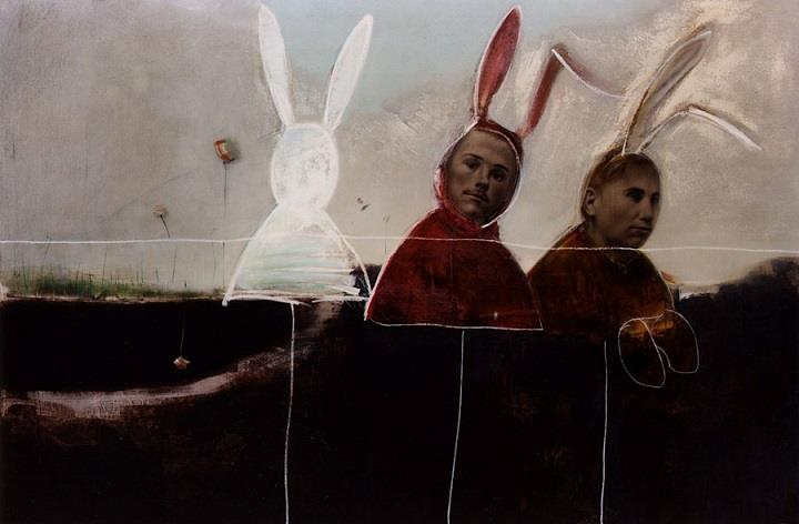Richard Morin - bunnies