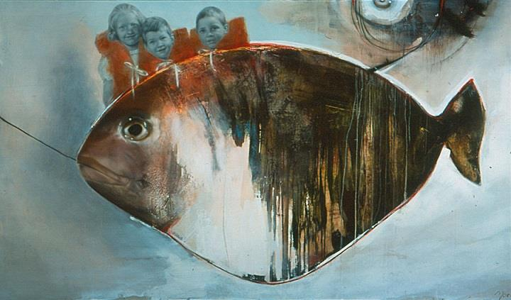 Richard Morin - fish