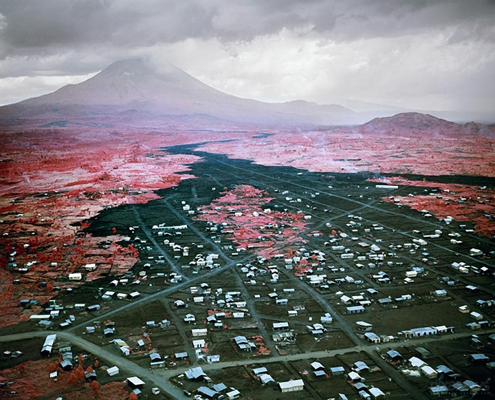 Richard Mosse - north kivu