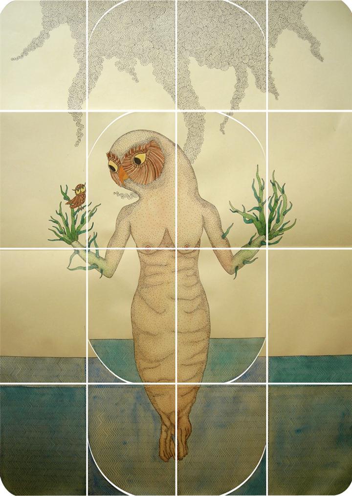 Rithika Merchant - Noctua Femina