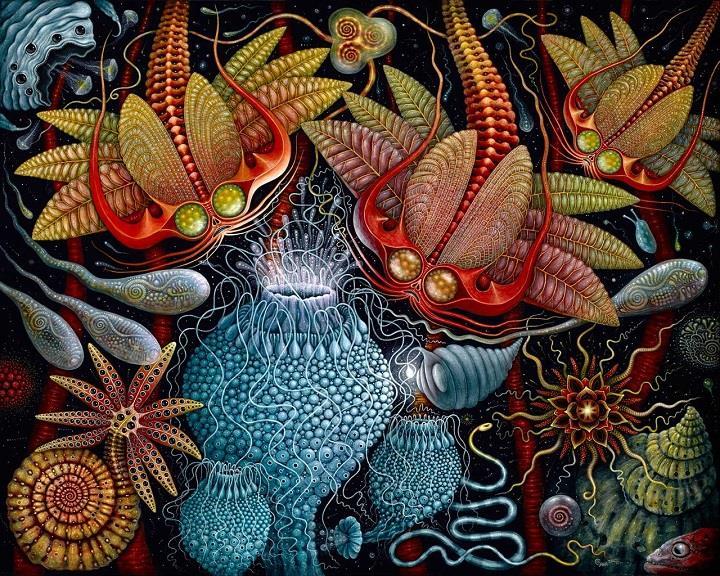 Robert Steven Connett - art microverse