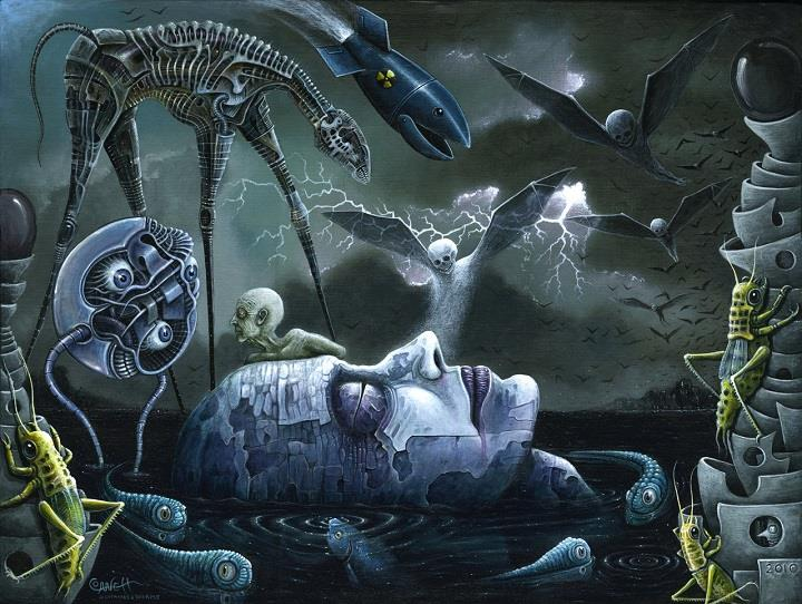 Robert Steven Connett - dreams and nightmares