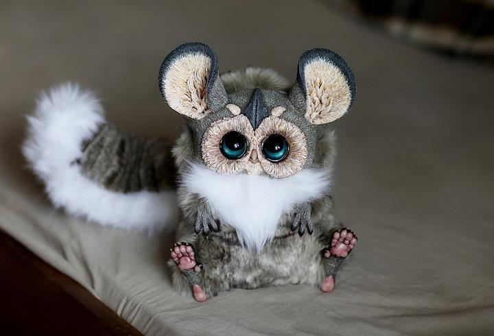 Santani - Chinchilla Doll