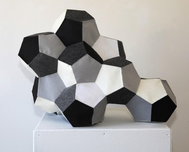 Sarah Applebaum - constructional quilt