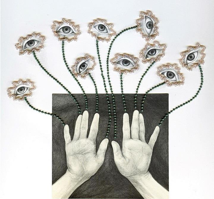 Sarah Petruziello - eyes and hands