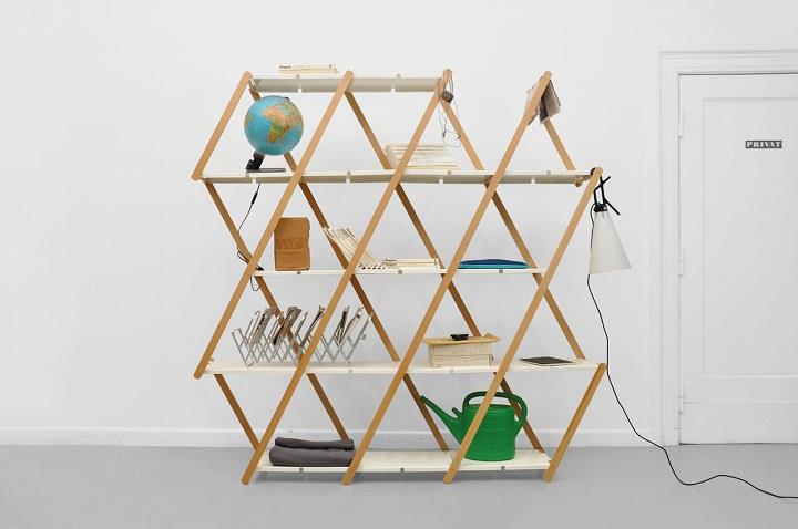 Stephanie Hornig - shelf design