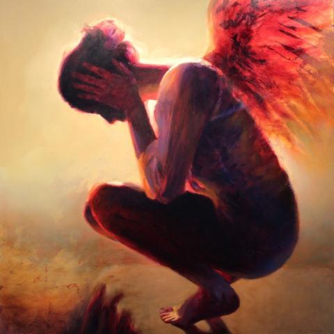 Steven DaLuz Painting 5